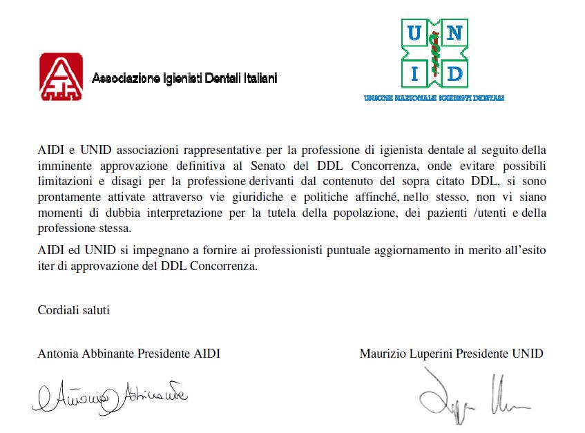 DDL Concorrenza