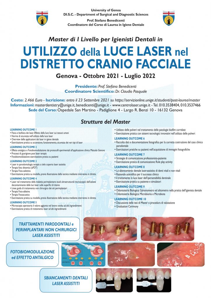 Utilizzo della Luce Laser nel Distretto Cranio Facciale 2021-22 - A4 -3-1